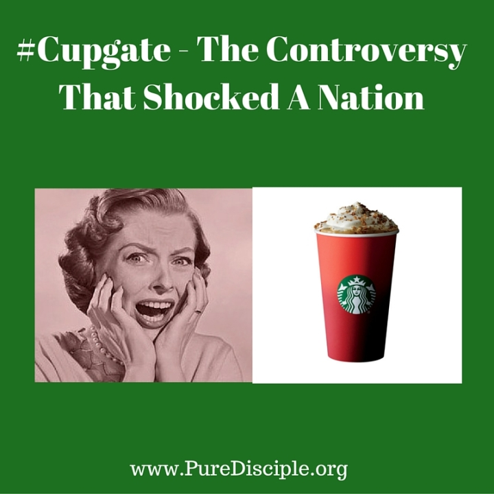 #Cupgate – The Controversy That Shocked ANation