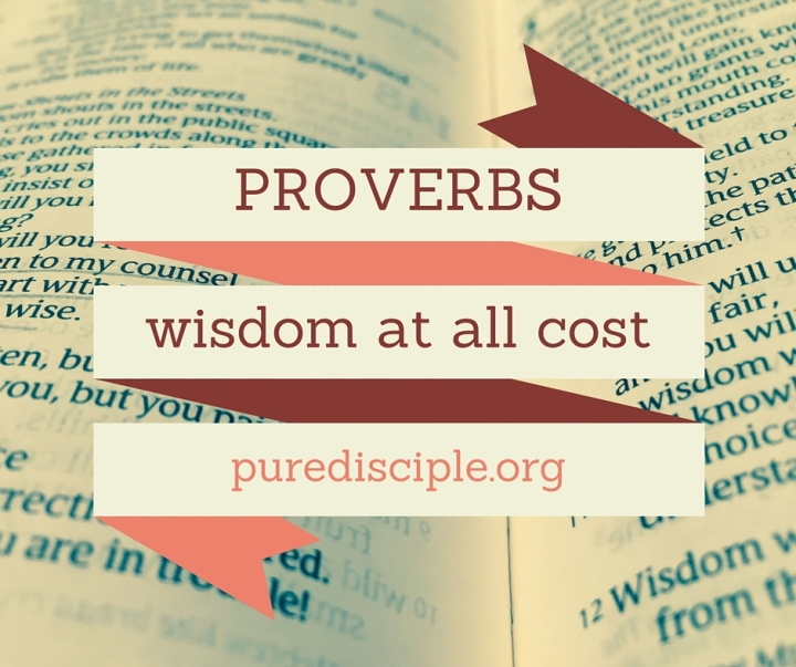 Want to read Proverbs with us?