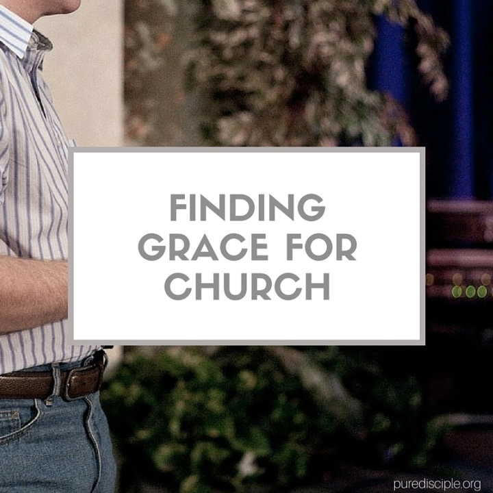 Seeking a church family