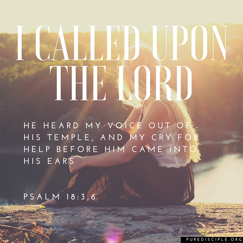 he heard my voice out of His temple, And my cry for help before Him came into His ears.jpg