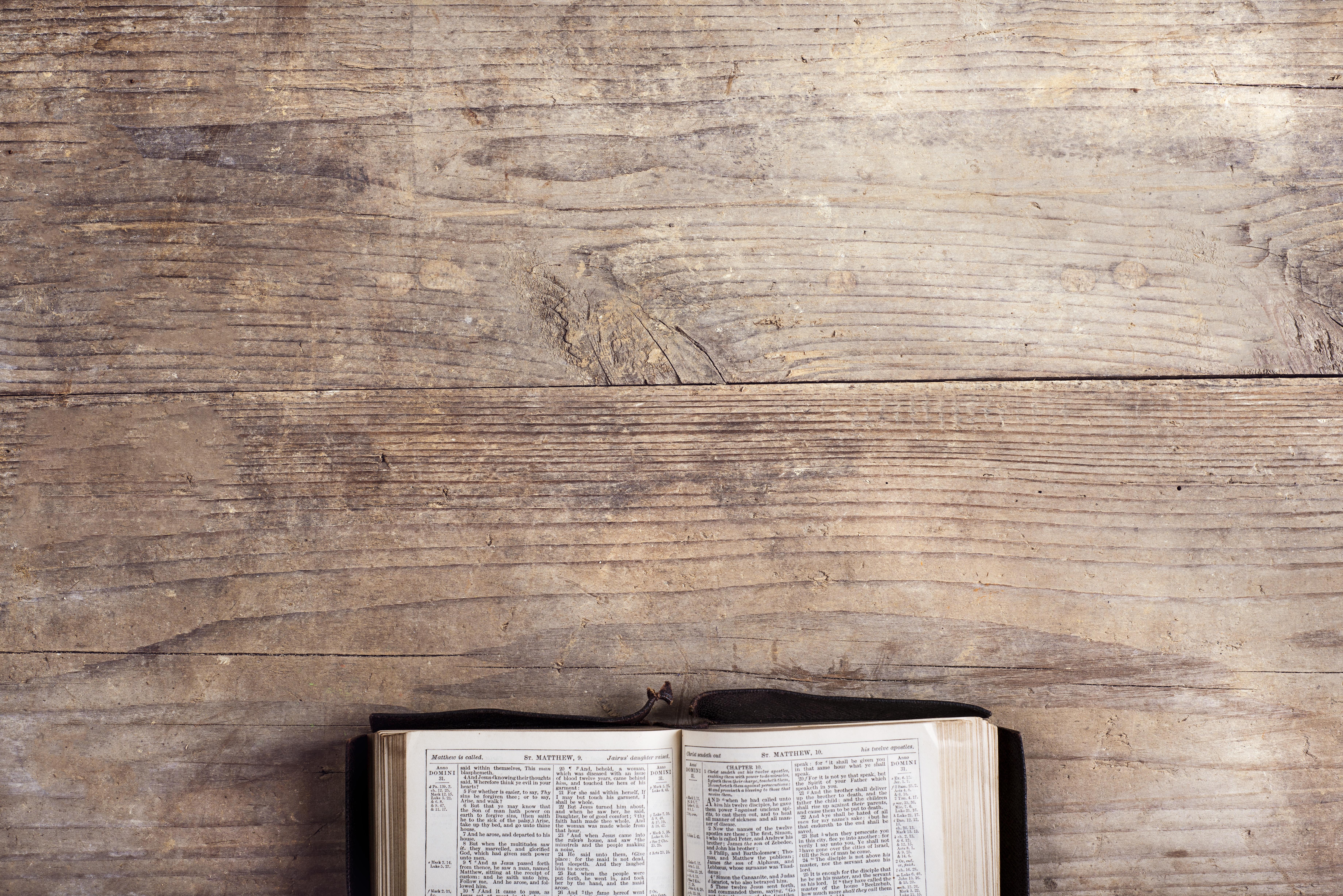 tea & testimony